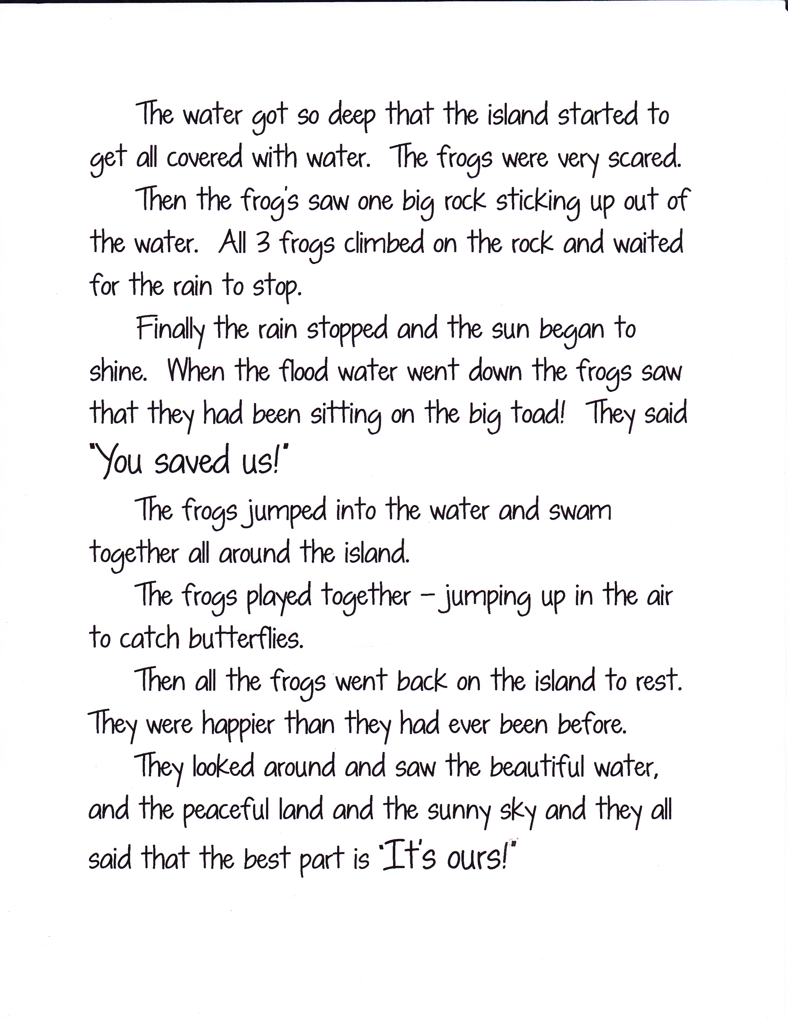 Worksheet Kindergarten Story its mine kindergarten nana here