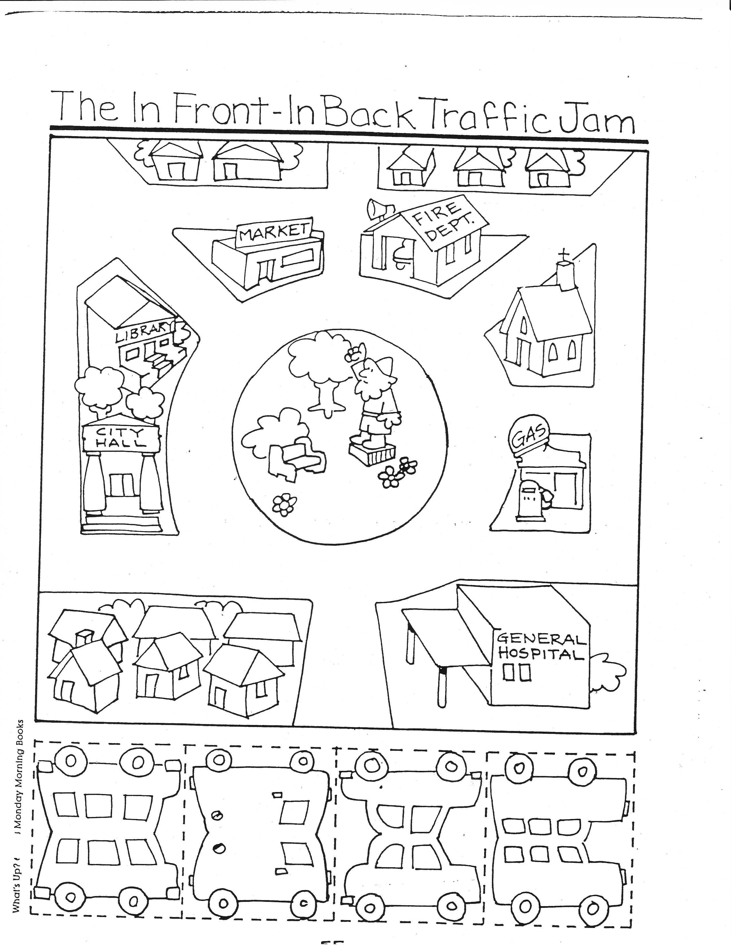 worksheet Kindergarten Activities transportation kindergarten nana here are the masters