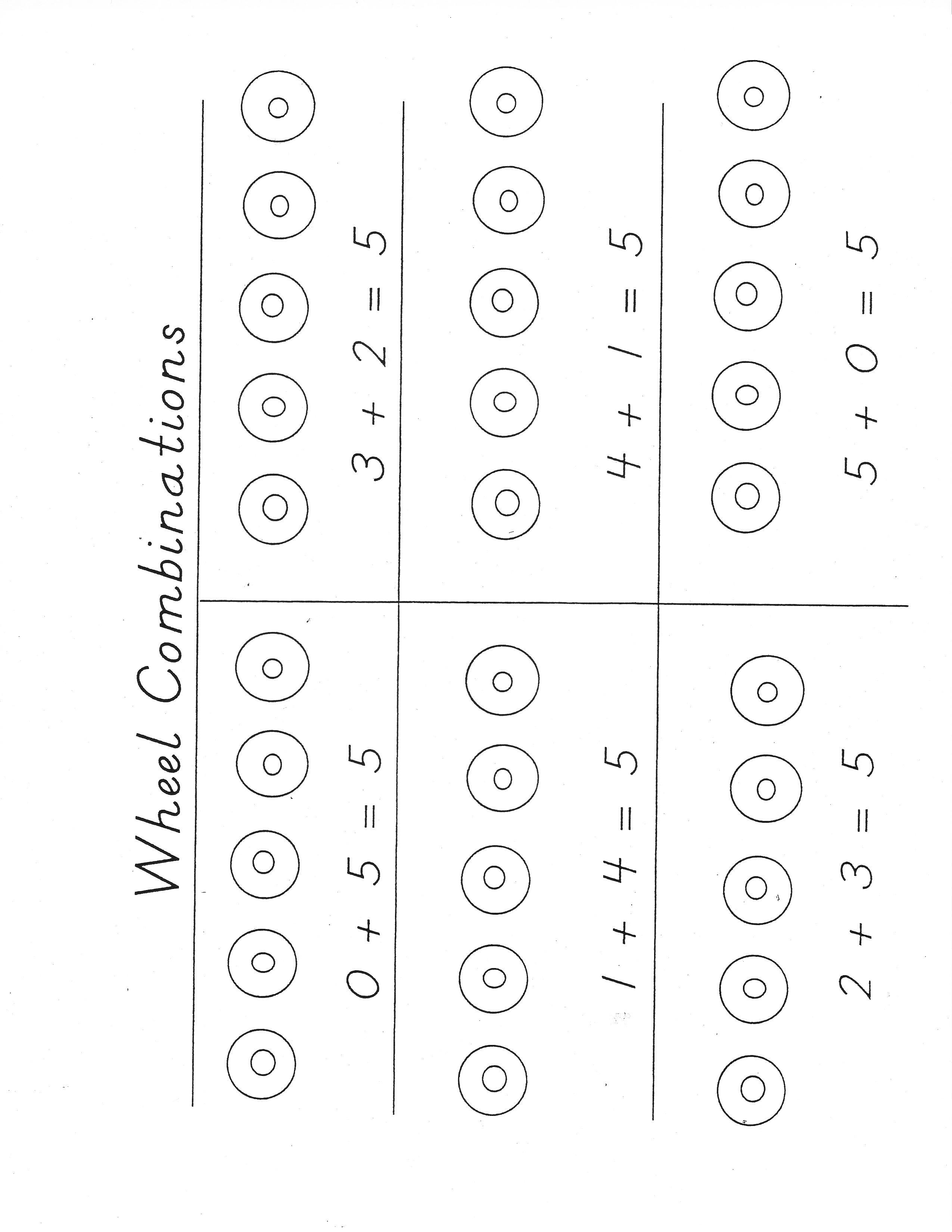 Transportation ideas for Math | Kindergarten Nana