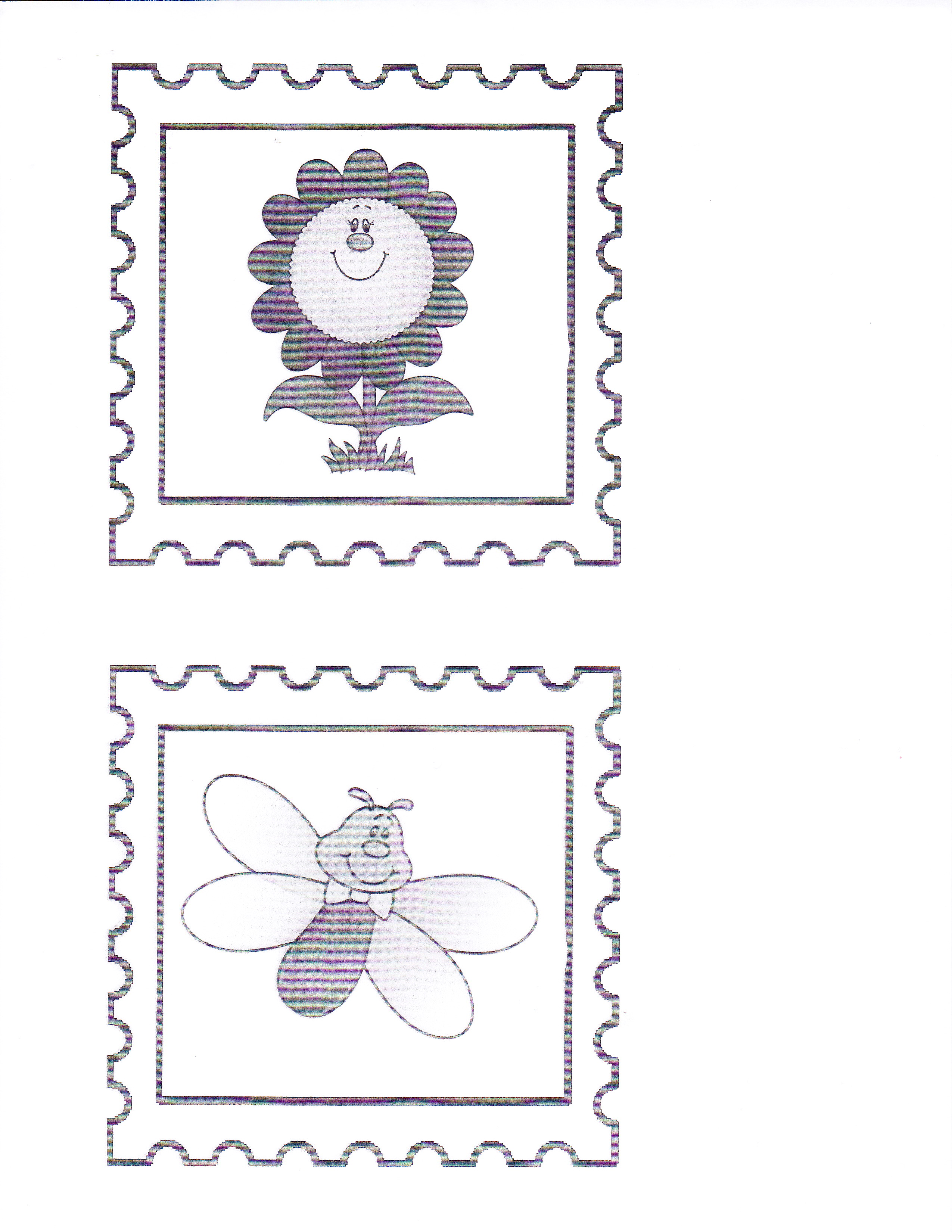 Dramatic play center ideas kindergarten nana for Post office design your own stamps