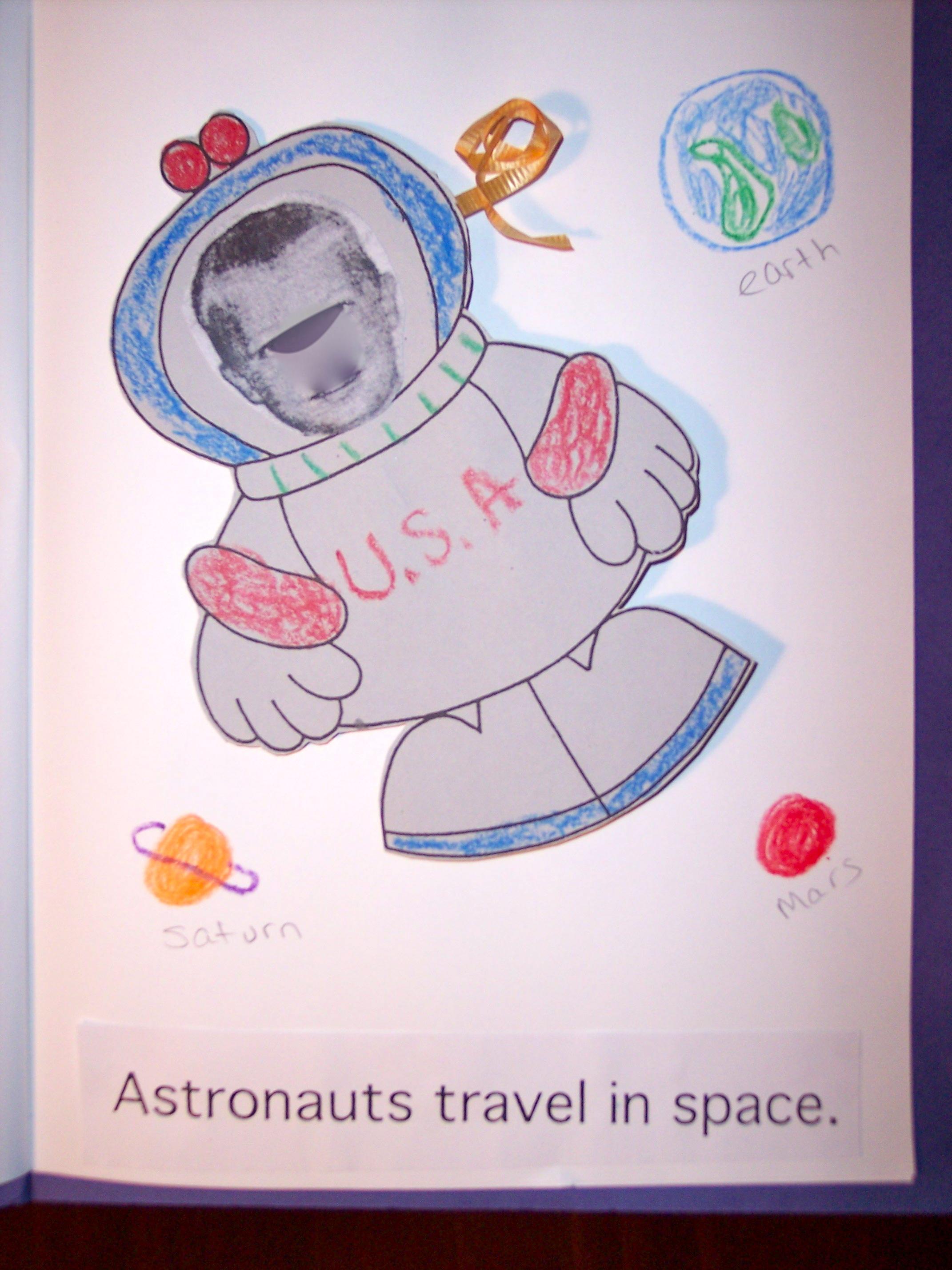 Outer Space Kindergarten Nana