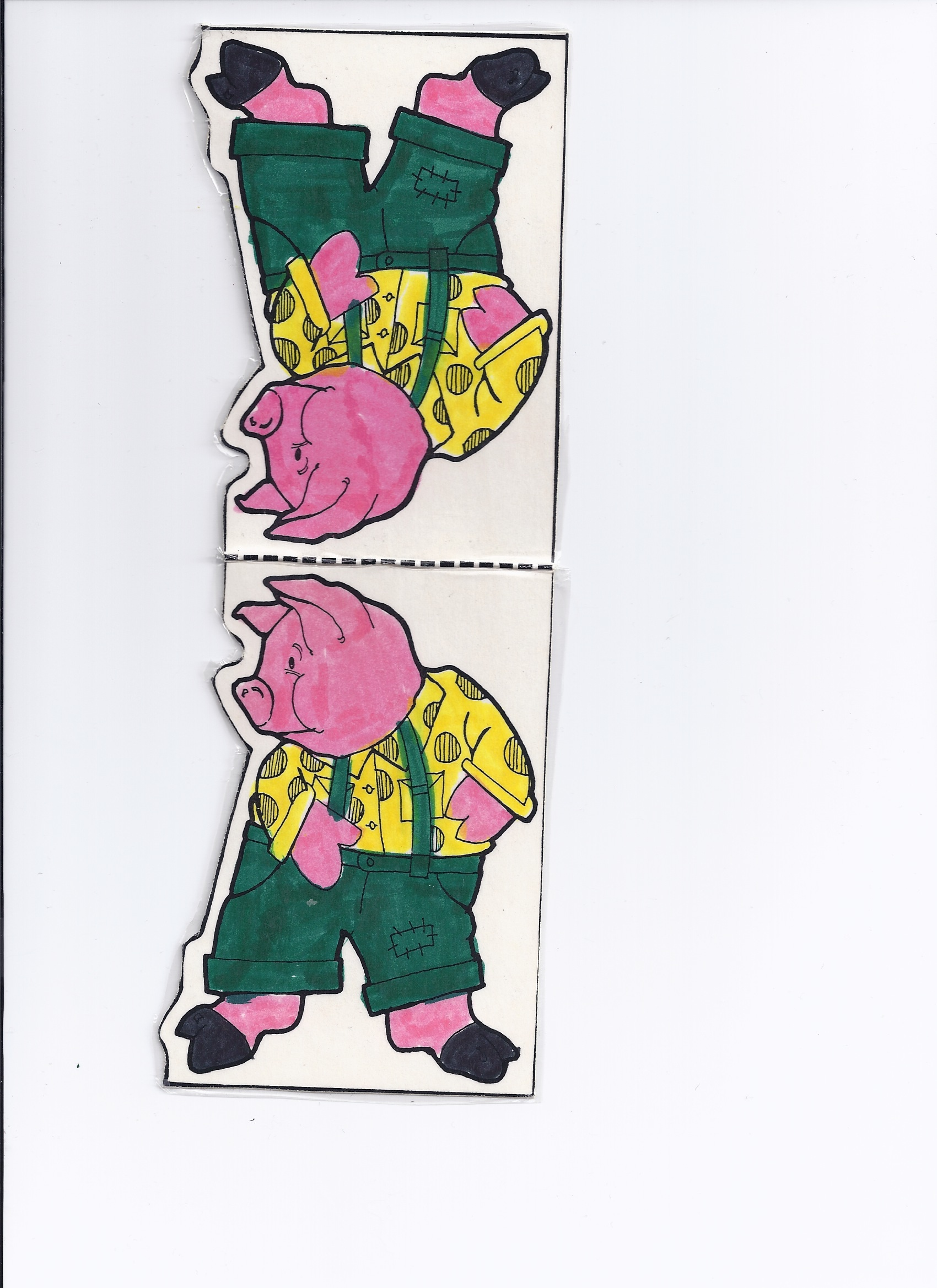 the three little pigs kindergarten nana