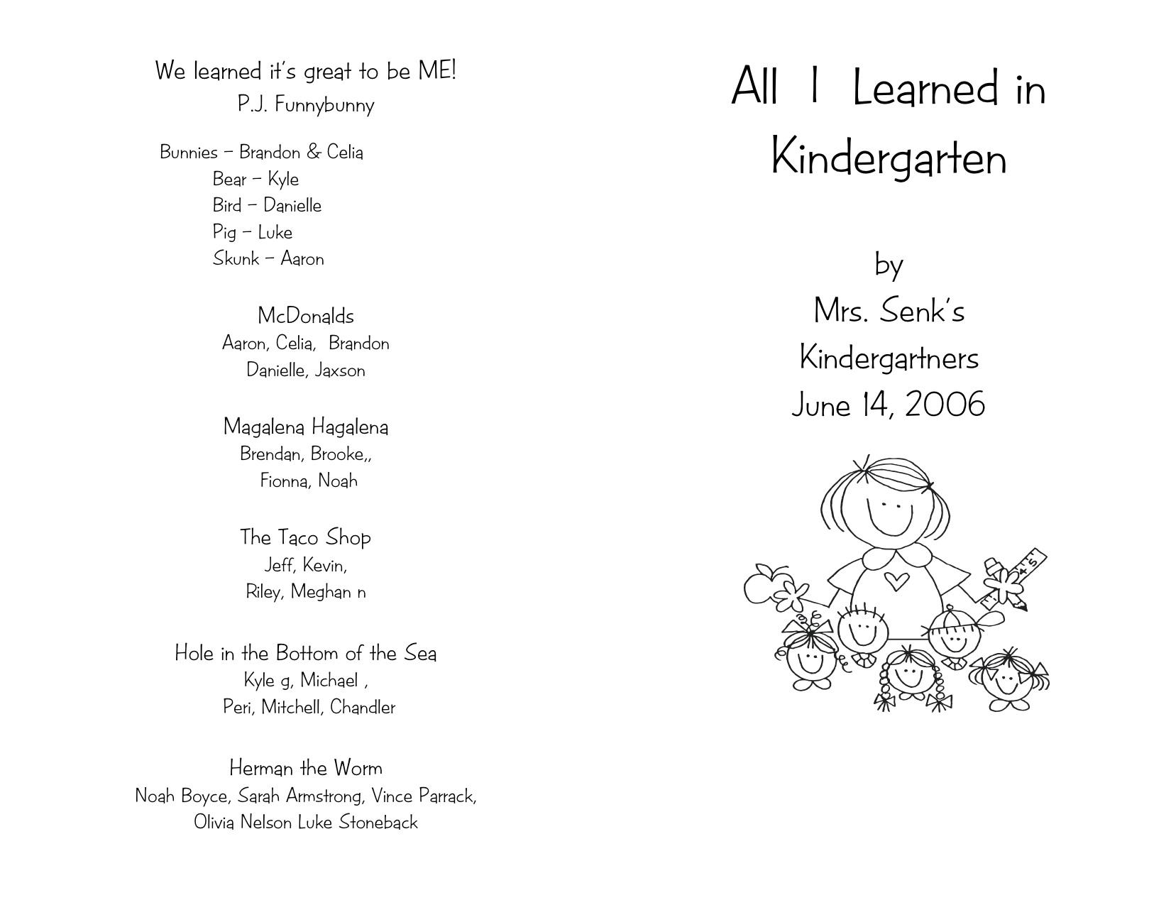 Preschool Promotion Certificates Preschool Promotion