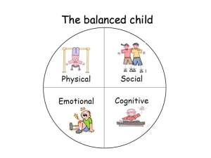 The Balanced Child