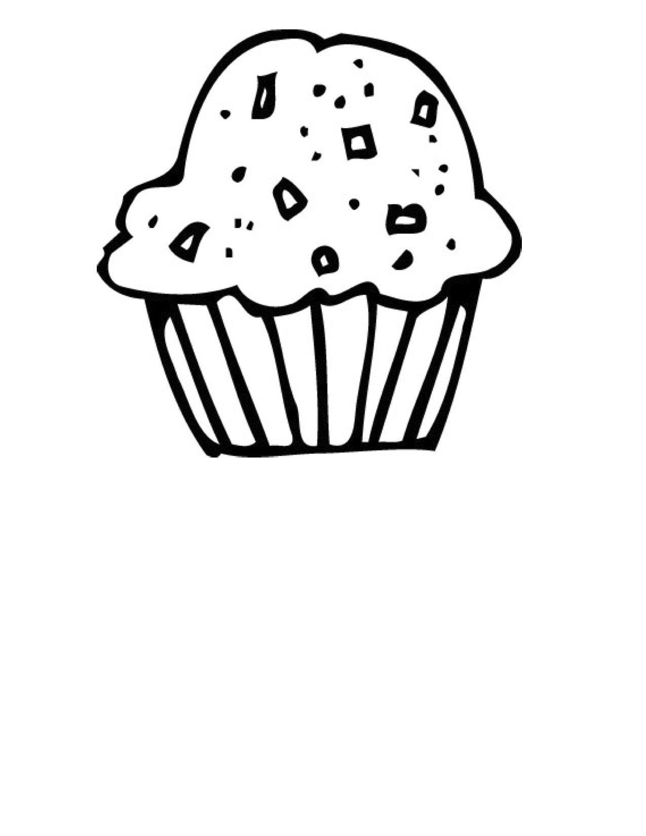 geography blog cupcake coloring pages