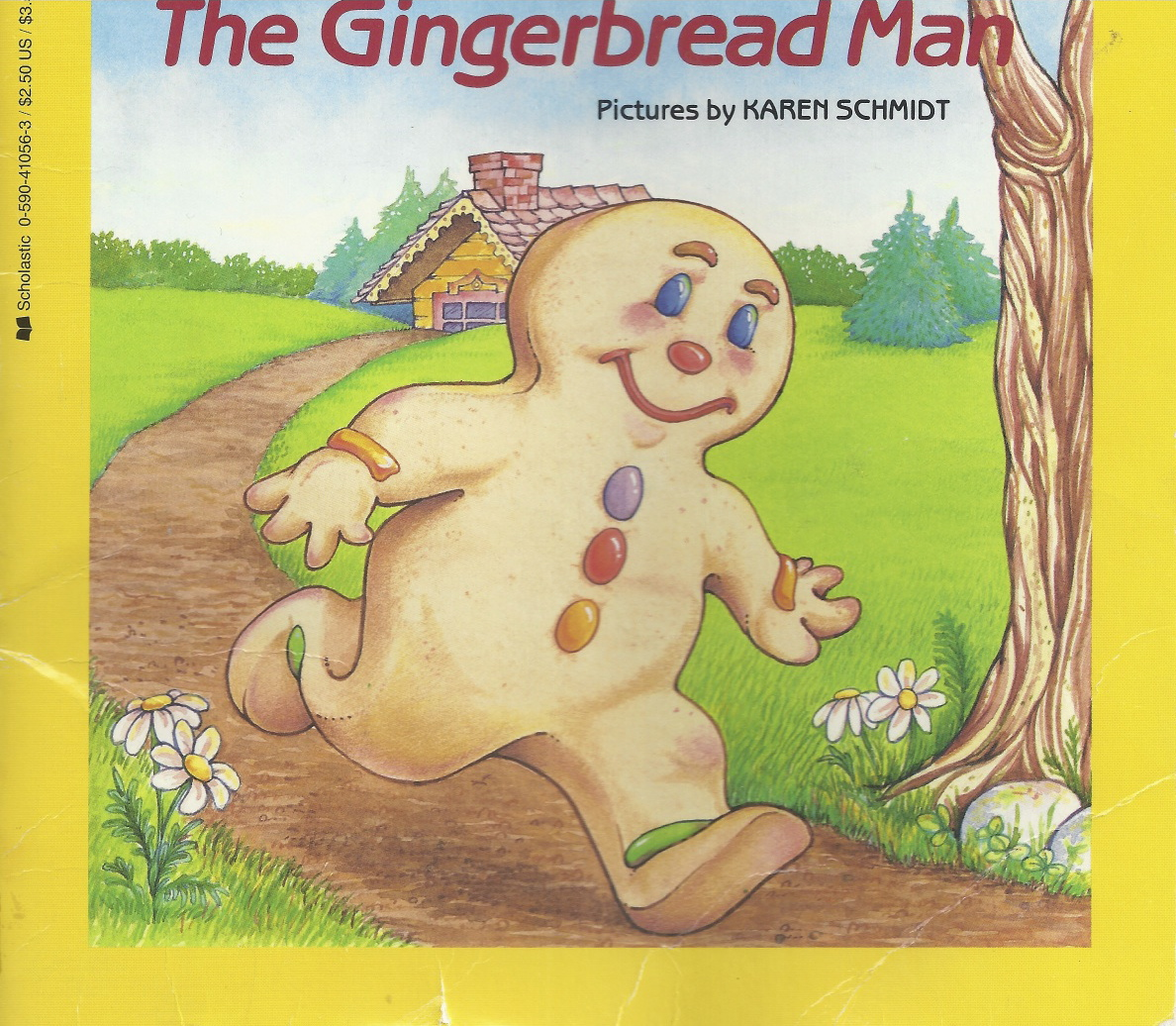 The Gingerbread Man And So Many Take Off Stories Like Baby