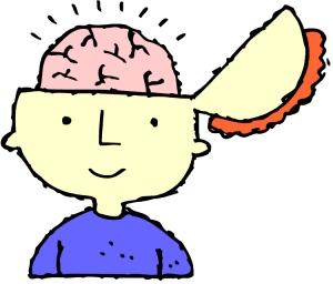 brain work child