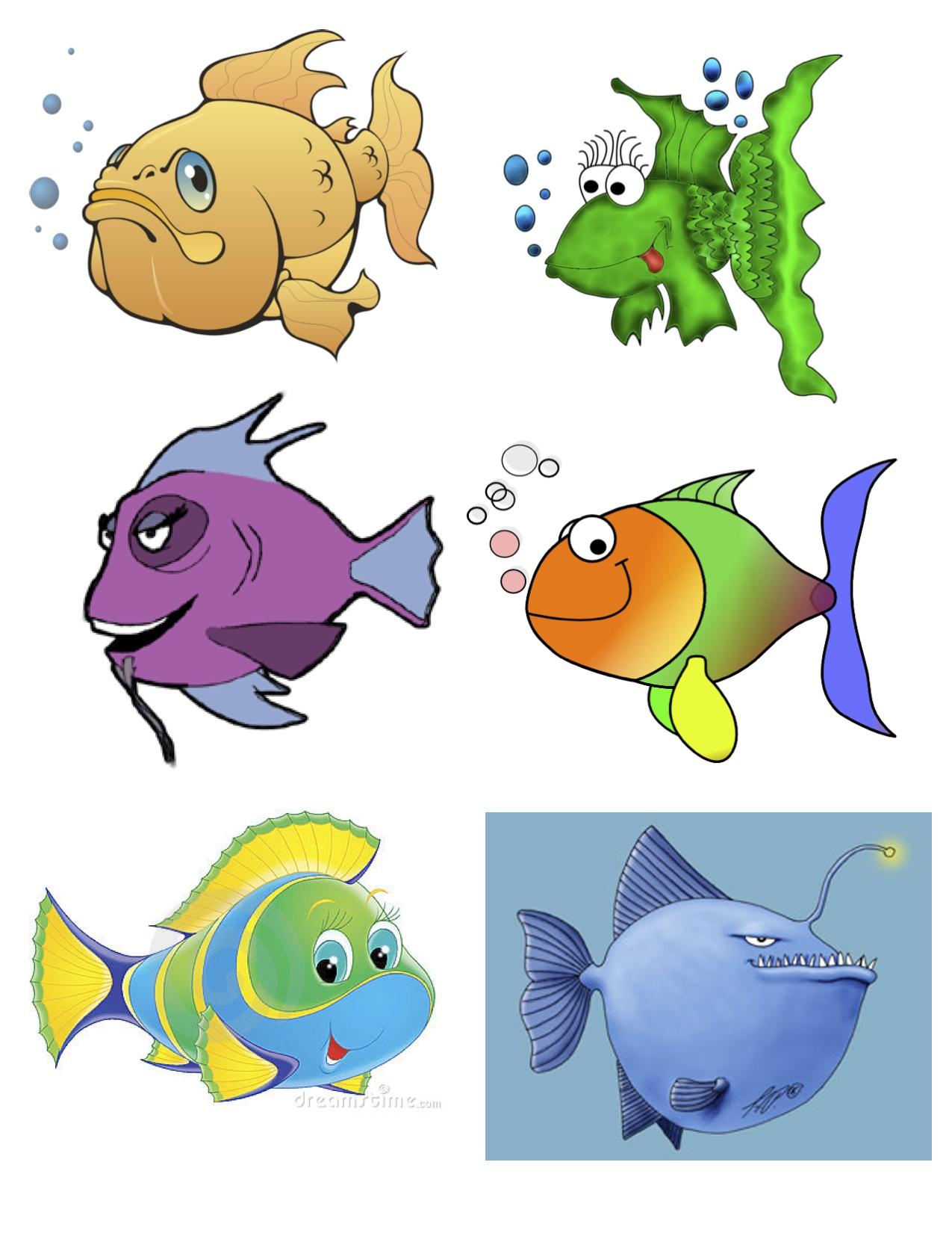 The pout pout fish kindergarten nana for Pout pout fish pdf