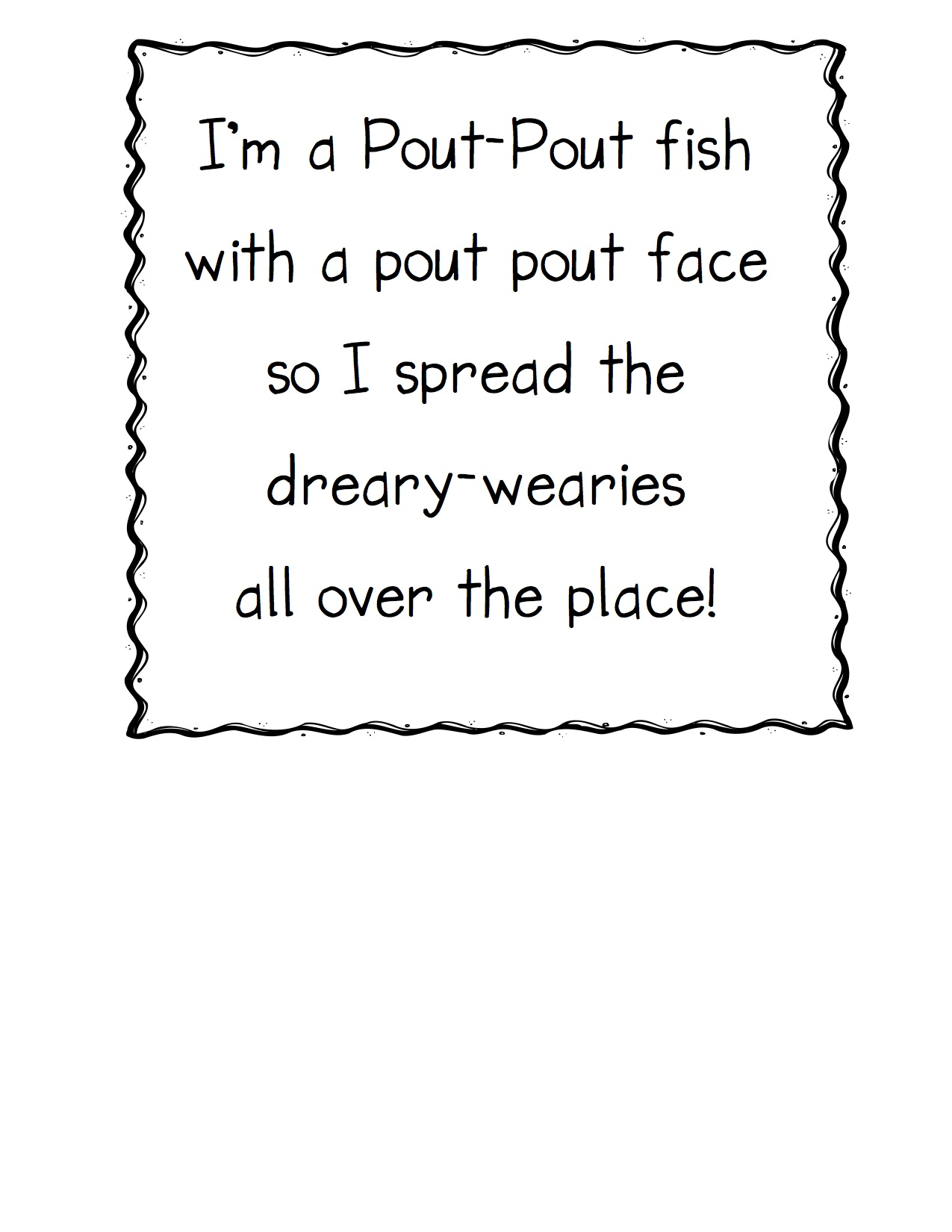 the ocean kindergarten nana