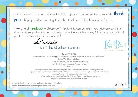 Lavinia email