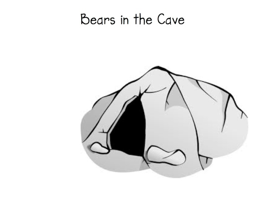 Bears in Cave