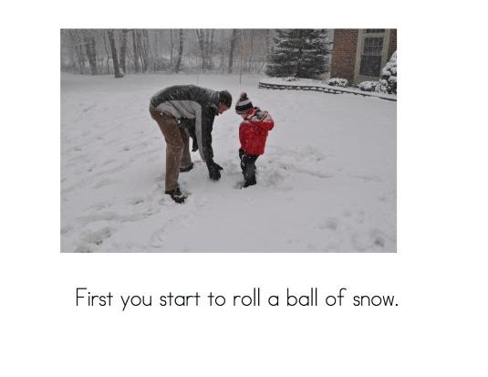Build Snowman2