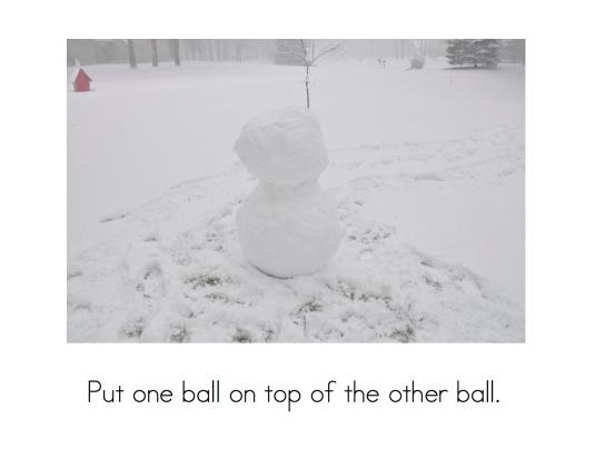 Build Snowman5