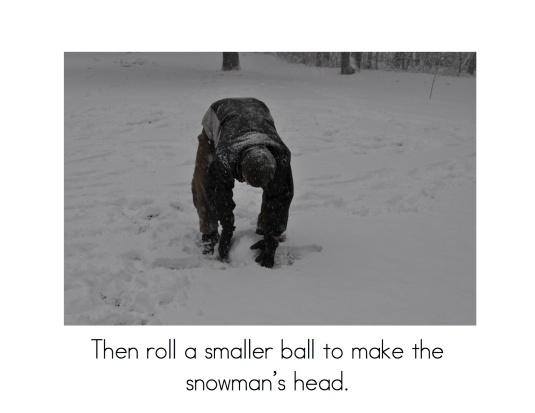 Build Snowman6