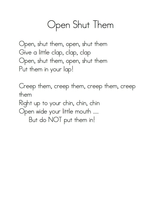 Open shut