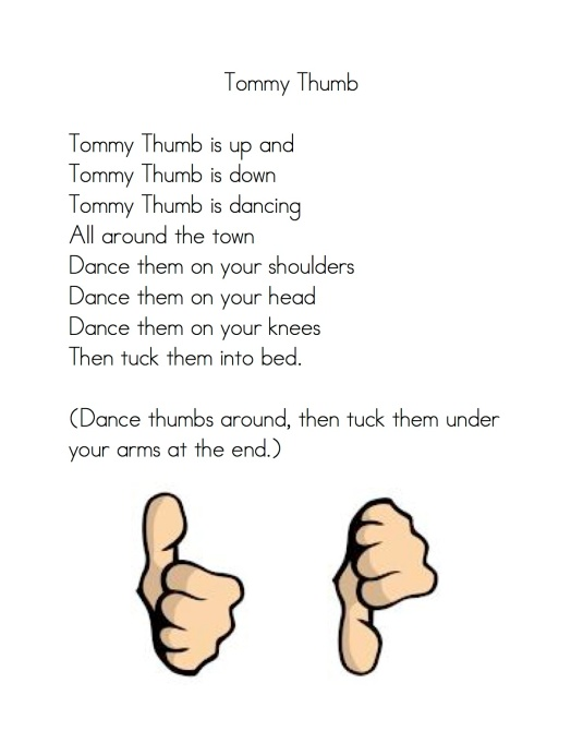 Tommy Thumbs