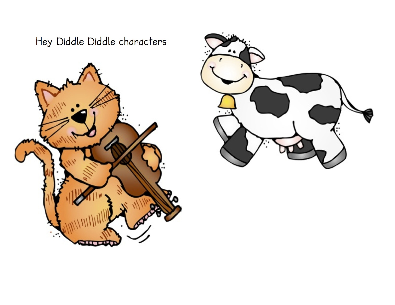 clipart pictures of nursery rhymes - photo #28