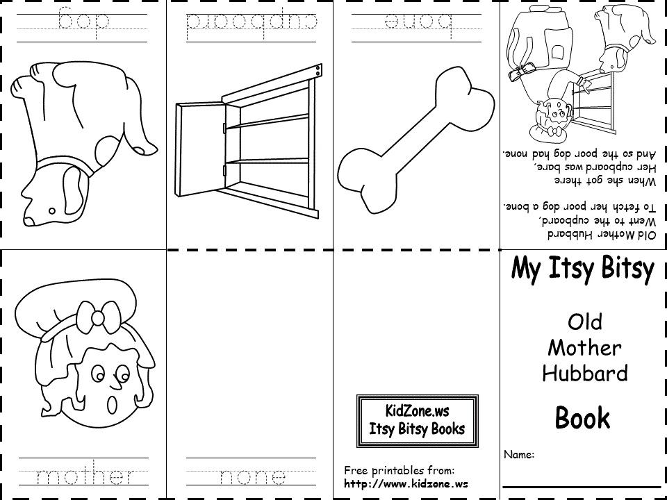 More Fun With Nursery Rhymes!