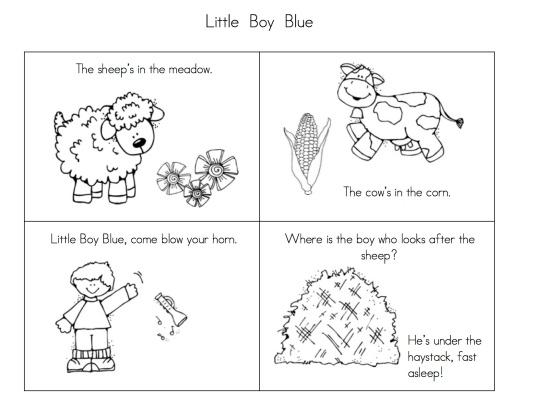 Little boy blue seq