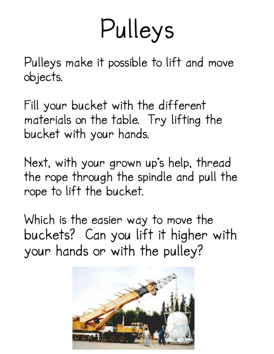 pulley directions
