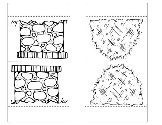 wall haystack