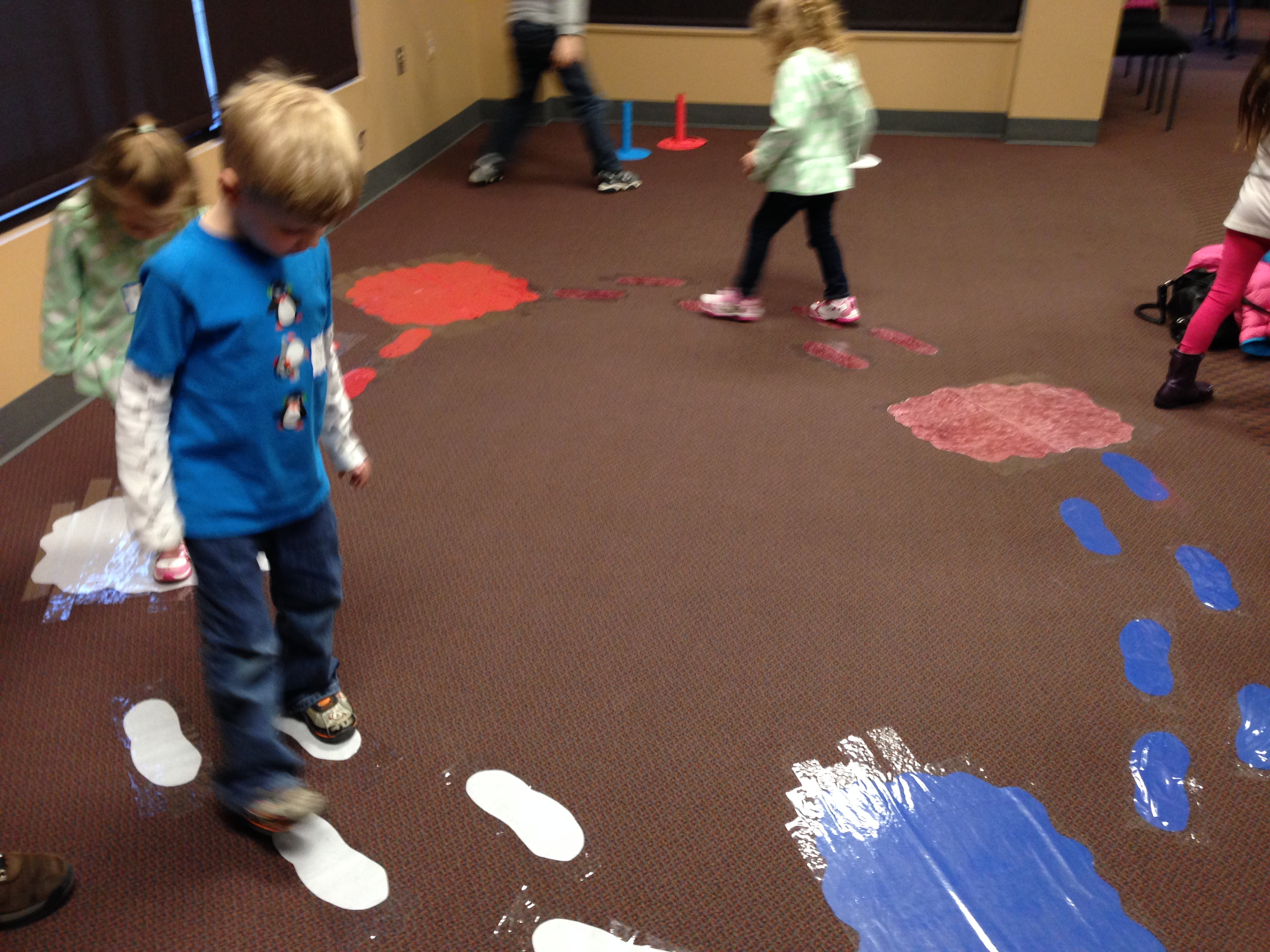 Pete The Cat Walking In My White Shoes Activities