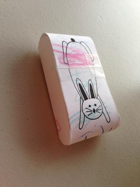 tumble bunny