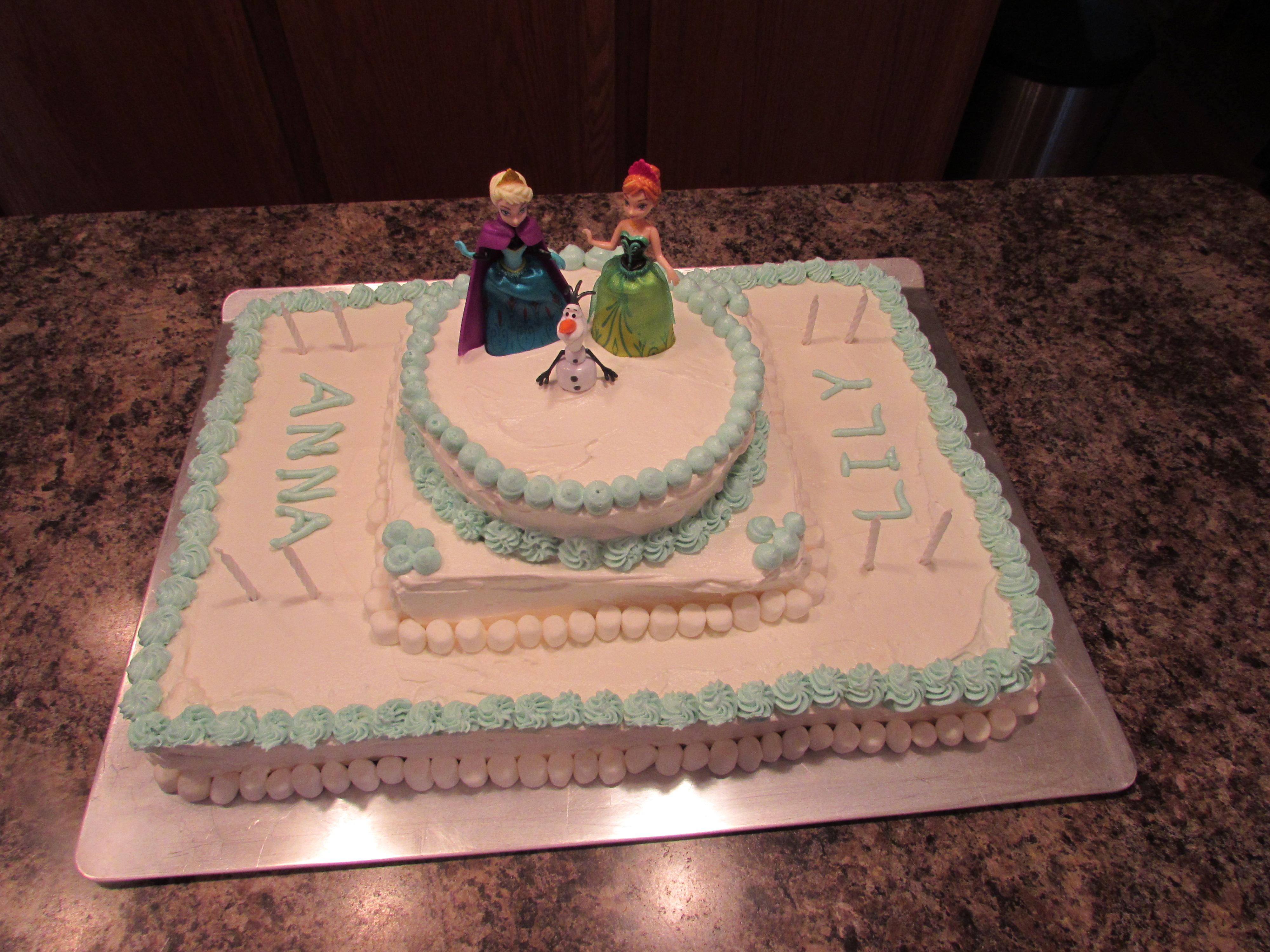 Coloring Pages Frozen Happy Birthday : Frozen birthday party kindergarten nana