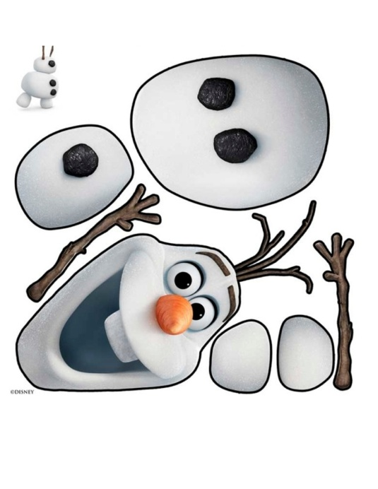 Olaf parts