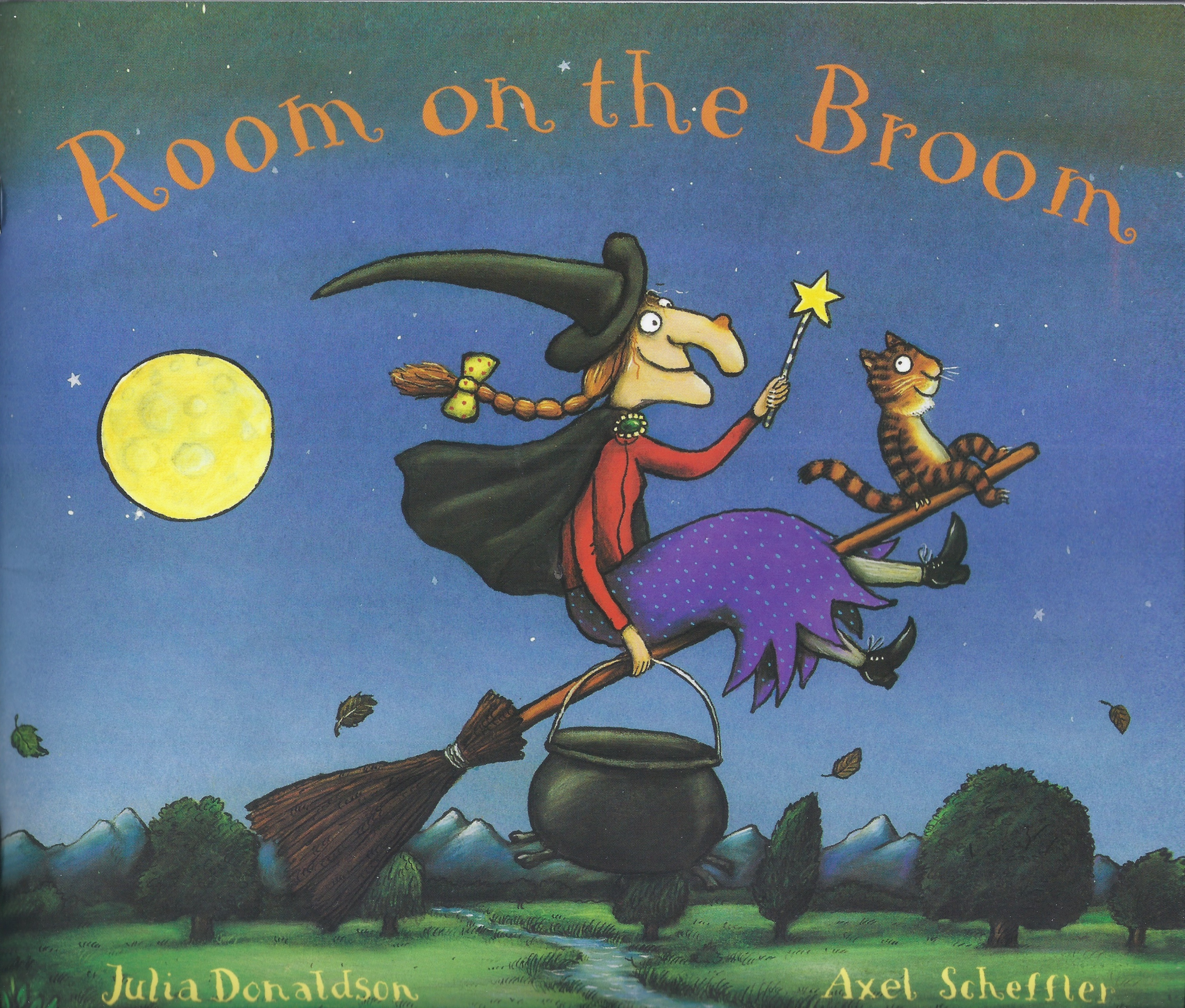 Room on the Broom | Kindergarten Nana