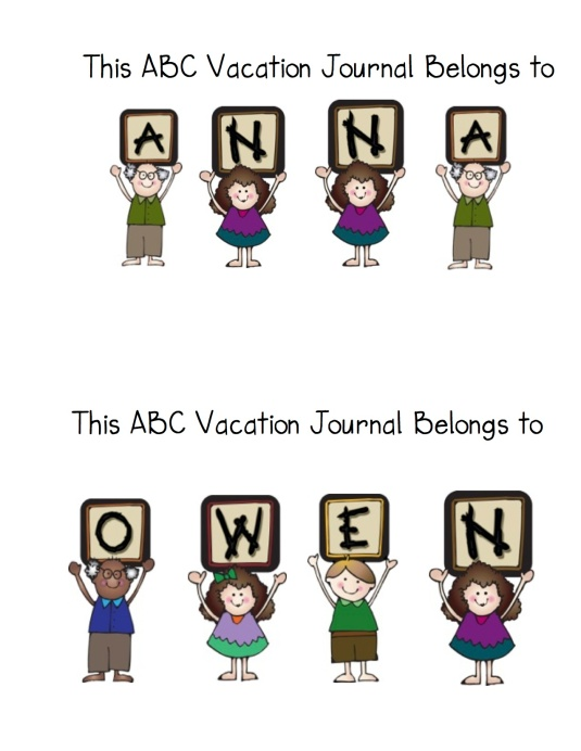 ABC journal covers copy