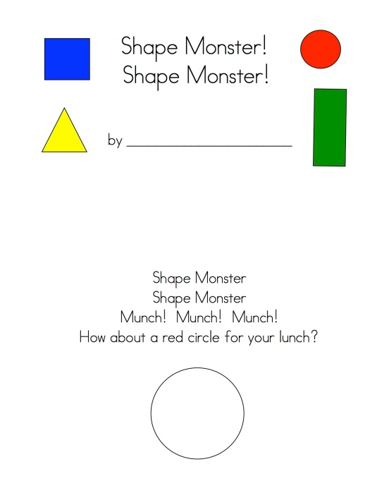 Shape Monster 1