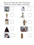 Star Wars checkoff